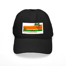 Fort Lauderdale, Florida Baseball Hat