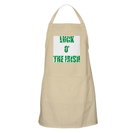 Luck O' the Irish BBQ Apron
