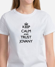 Keep Calm and TRUST Jovany T-Shirt