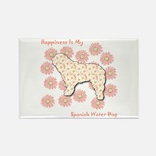 SWD Happiness Rectangle Magnet (10 pack)