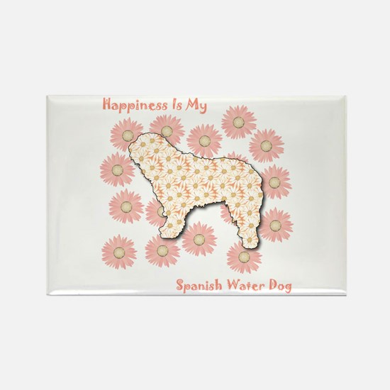 SWD Happiness Rectangle Magnet