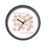 SWD Happiness Wall Clock