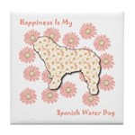 SWD Happiness Tile Coaster
