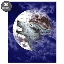 iPad 3 Folio_Moon Wolf Puzzle