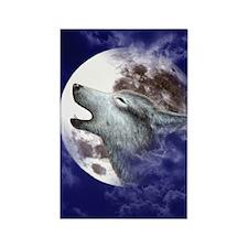 iPad 3 Folio_Moon Wolf Rectangle Magnet