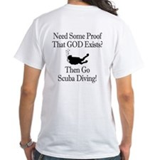 Need Some \ Dive Flag Shirt