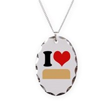 I heart twinkies Necklace