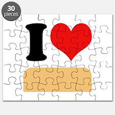 I heart twinkies Puzzle