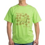 Sussex Happiness Green T-Shirt