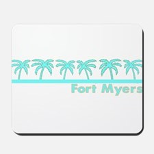 Fort Myers, Florida Mousepad