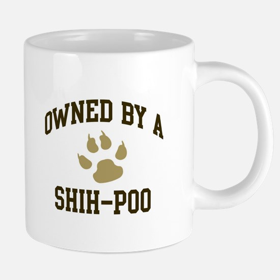 Shih-Poo: Owned Mugs