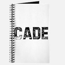Cade Journal