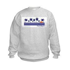 Fort Myers, Florida Sweatshirt
