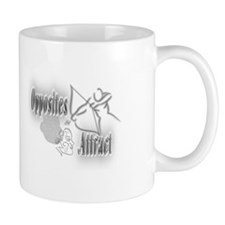 Sagittarius and Gemini Opposites Attract Mugs