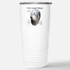 Polish Lowland Sh Travel Mug