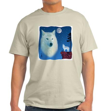 White Wolf Light T-Shirt