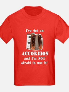 I've Got an Accordion T