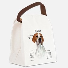 Pointer Canvas Lunch Bag