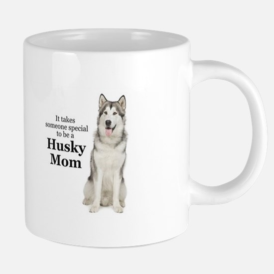 Husky Mom Mugs