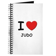 I love judo Journal