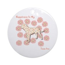 Tosa Happiness Ornament (Round)