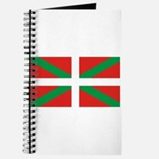 The Ikurriña, Basque flag Journal