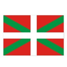 The Ikurriña, Basque flag Postcards (Package of 8)