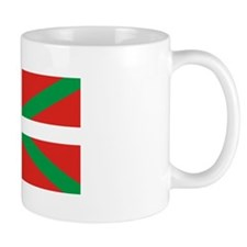 The Ikurriña, Basque flag Mug