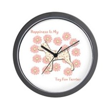 TFT Happiness Wall Clock