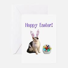 Hoppy Easter Greeting Cards (Pk of 10)