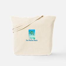 Fort Walton Beach, Florida Tote Bag