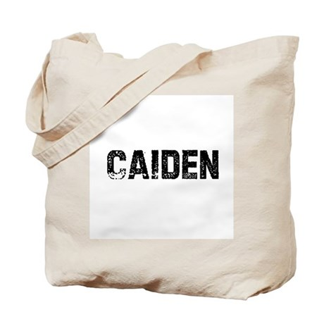 Caiden Tote Bag