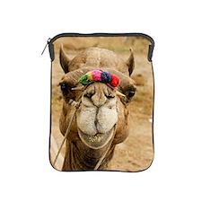 Smiling camel iPad Sleeve