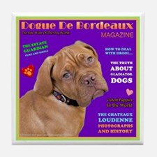 Dogue Magazine, Tile Coaster