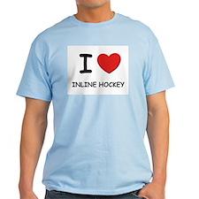 I love inline hockey T-Shirt
