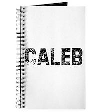 Caleb Journal