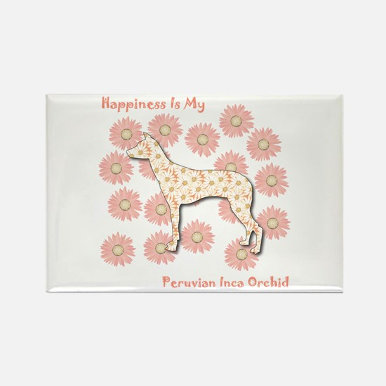 PIO Happiness Rectangle Magnet (100 pack)