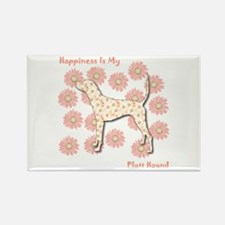 Plott Happiness Rectangle Magnet (100 pack)