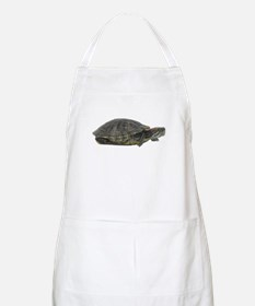 Red Ear Slider Photo BBQ Apron