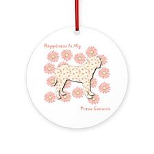 Presa Happiness Ornament (Round)