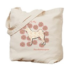 Norrbottenspets Happiness Tote Bag