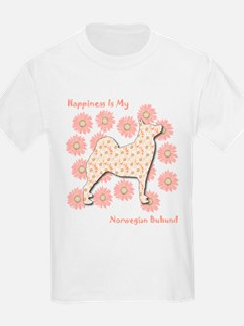 Buhund Happiness T-Shirt