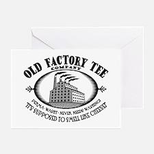 Ol' Factoryc Logo Greeting Cards (Pk of 10)