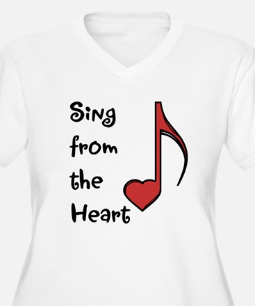 Sing from the Heart T-Shirt