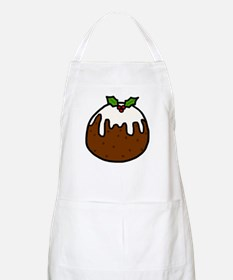 'Xmas Pudding' Apron