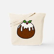 'Xmas Pudding' Tote Bag