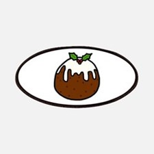 'Xmas Pudding' Patches