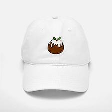 'Xmas Pudding' Baseball Baseball Cap