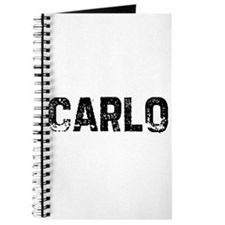 Carlo Journal