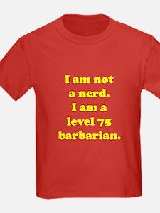 Not Nerd Barbarian T